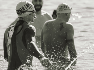 Greenlake Open Water Swim