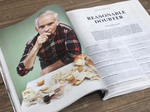 Reasonable Doubter: Seattle Met Magazine