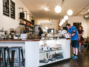 Neptune Coffee : Seattle