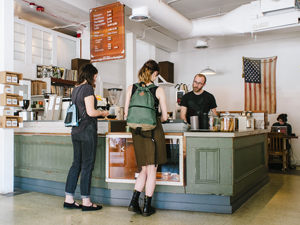 Analog Coffee : Seattle
